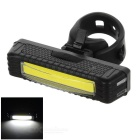 SOLDIER Waterproof Rechargeable Highlight 5-Mode 16-LED Bike Warning Light White Light