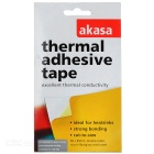 Akasa Excellent Thermal Conductivity Thermal Adhesive Tape - Yellow