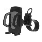 ABS Bike Bicycle Mount Holder for Cellphone - Black
