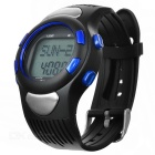 Outdoor Multifunctional Smart Sport Watch w/ Pedometer, Calories Heart Rate Calculating, Calendar