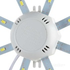 16W Ceiling Light Set White 6000K 1000lm 32-5730 SMD LED (AC 220V)