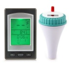 Wireless Pool Thermometer SPA Digital Floating Swimming with Solar power