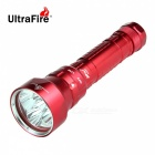 FandyFire 5-L2 XM-L2 U2 4800lm LED Water / Land Applicable Diving Flashlight (2x 18650)
