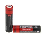 FandyFire 5-L2 XM-L2 U2 LED 4800lm Diving Flashlight (2*18650)