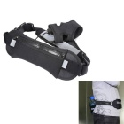 "Outdoor Sports Climbing Riding Waist Bag Pouch Case for IPhone 6s/6s Plus & 6"" Phones - Black"