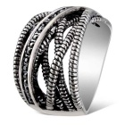 Xinguang Men's Eternal Teng Crystal Finger Ring