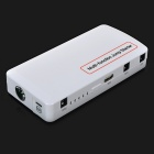 """20000mAh"" Carro Ir para iniciantes Power Bank w / LED Torch + USB (plug-nos)"