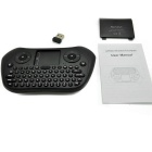 Measy GP800 Smart Mouse Wireless Keyboard with Touchpad - Black