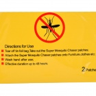 Super Mosquito 48-Hour Repelling Patch (20-Pack)