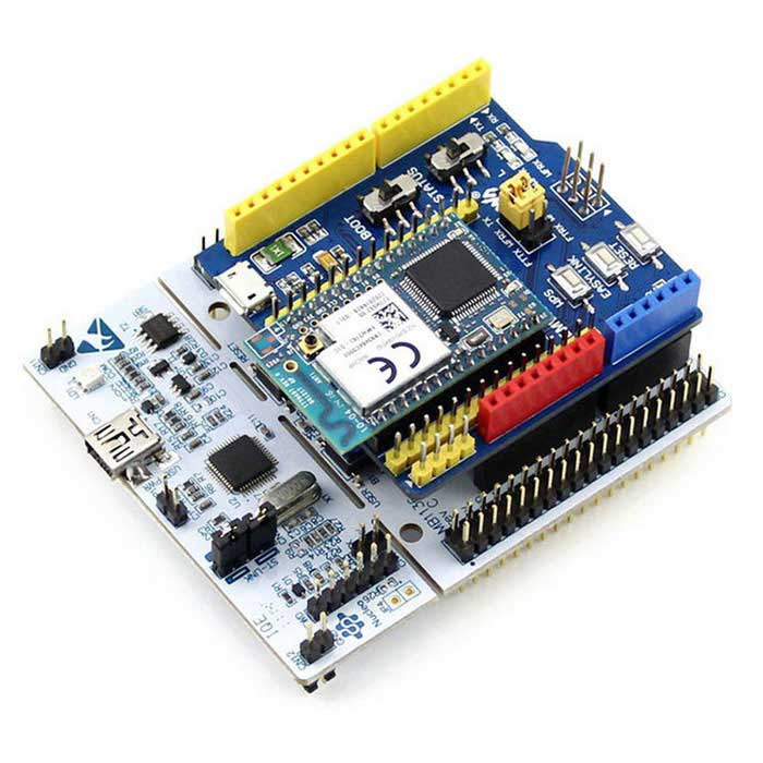 Waveshare emw wi fi shield kit for arduino nucleo