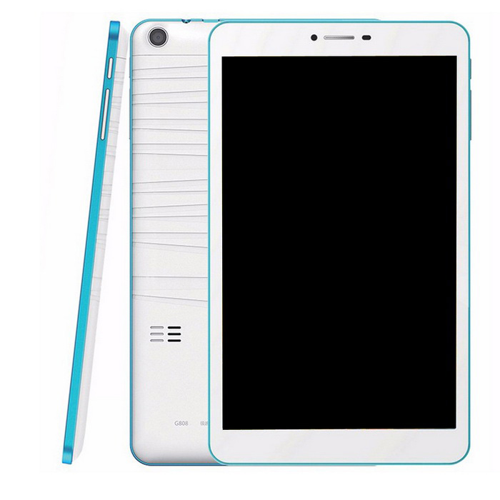 Colorfly G808 4G MTK6735 Quad Core Android 5.1 Tablet PC w/ 8.0 inch, 2GB + 16GB - White