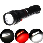 High Power Small Metal LED Flashlight Retractable Work Light