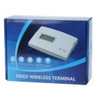 900 / 1800MHz GSM Wireless Connecting Anti-theft Alarm System - White