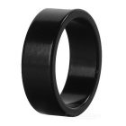 Magic Trick Prop Magnetic Ring - Black (Size: S)