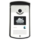 Wi-Fi IP Video Door Phone Door Intercom Doorbell w/ Two Way Voice, Mobile APPs, Motion Detection
