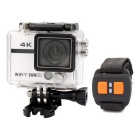 HD18Plus Action Cam Ultra HD 4K 20.0MP 1080P 170 Degree Camera Camcorder DVR w/Remote Control, Wi-Fi