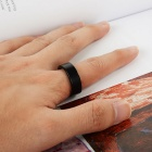 Magic Trick Prop Magnetic Ring - Black (M)