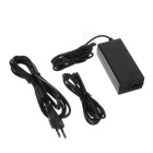 19V 1.75A EU Plug Laptop Power Adapter for ASUS X205T, X205TA - Black