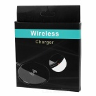 Ultra Thin Qi Wireless Charger for Samsung / IPHONE / Xiaomi - White