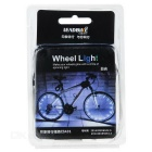Leadbike White Light 2-Mode 20-LED Bike Wheel Spoke Light - White