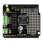 KEYESTUDIO L298P DC Motor Driver Shield L298P Expansion Board