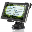 "5.0"" LCD Windows CE 5.0 Core GPS Navigator w/FM Transmitter + Internal 4GB Memory (Europe Maps)"