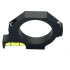 "Rifle Scope Laser Spirit Level for 25.4mm/1"" Ring Holder - Black"