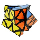 5.5cm 12-Axis Petal Style Helicopter Magic Cube - Multicolored