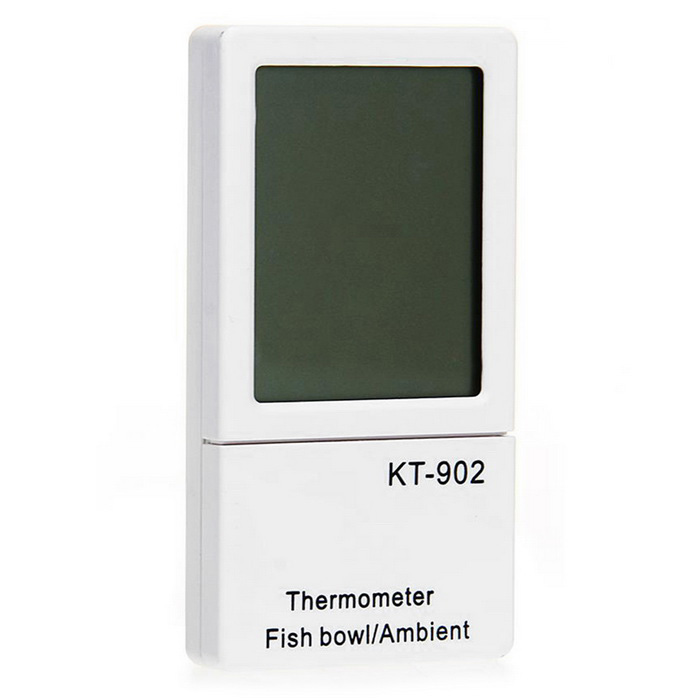 Digital Fish Aquarium Tank Terrarium Thermometer Celsius Fahrenheit