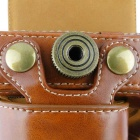 New EOS M3-BR Camera Case for Canon EOS M3 D.Camera - Brown