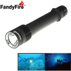 FandyFire L2 XM-L2 U2 1200lm LED Water / Land Applicable Diving Flashlight (2 x 26650)