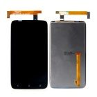 Skiliwah Replacement LCD Display Touch Screen for HTC One X G23 S720E - Black