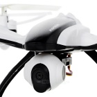 JIN XING DA;JD 6-Axis Gyro Mini R/C Quadcopter Aircraft Toy - White