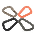 FURA Outdoor Cycling Travel Backpack Accessories Carabiners (4PCS)