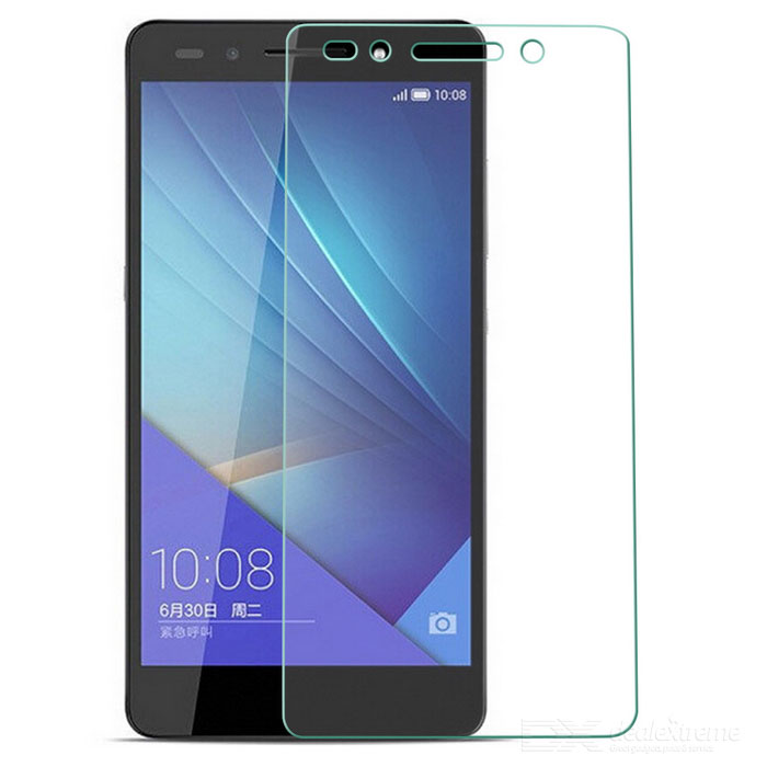 9H 0.25mm Tempered Glass Screen Protector Guard for Huawei Honor 7 - Transparent