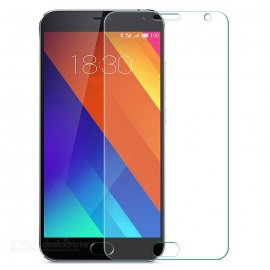 9H 0.26mm Arc Clear Tempered Glass Screen Protector for Meizu MX5