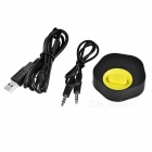 Bluetooth Transmitter Receiver Set - Black