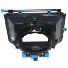 YELANGU Matte Box for 15mm Rod 5DII 7D 60D 550D D7000 to 100mm Lens