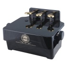 3 Pedal Adjust Children Piano Pedal Extender - Black