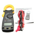AC/DC Digital Clamp Meter Voltage Current Resistance Tester Multimeter