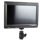 "FEELWORLD 7"" IPS HDMI On-Camera Field Monitor w/ Peaking Focus - Black"