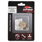 IIIPRO Bike Ling Brake Shoes/ Disc Brake Pads for AVID BB5 - Silver