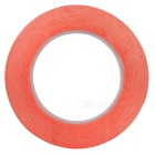 2mm x 5m High Temperature Resistant Adhesive Tape - Red