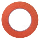 6mm x 50m High Temperature Resistant Adhesive Tape - Red