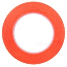 5mm x 5m High Temperature Resistant Adhesive Tape - Red