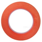 8mm x 5m High Temperature Resistant Adhesive Tape - Red