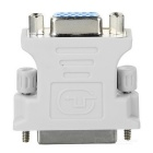 Buy DVI 24+5Pin Male VGA Female Adapter - Beige