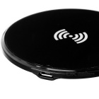 Ultra Thin Qi Wireless Charger for Samsung / IPHONE / Xiaomi - Black