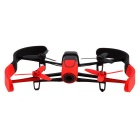 3-Blade CW & CCW Main Blades Set for Parrot Drone 3.0 - Black + Red