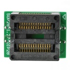 SOP28 to DIP28 Programmer Adapter Socket - Black + Green